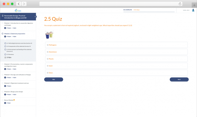 Screenshot-quiz